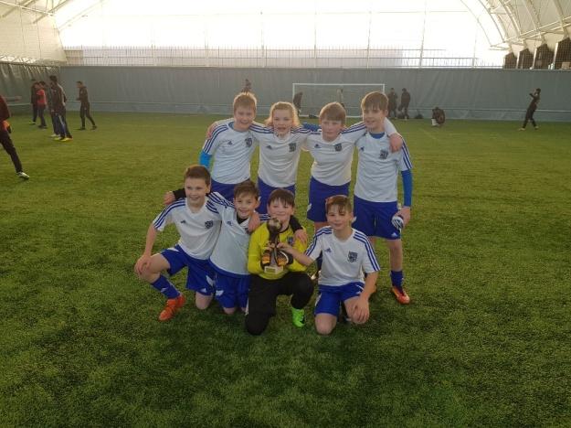 p7 football team